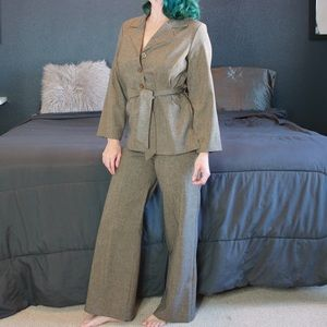 Jaclyn Smith Pantsuit (New With Tags)